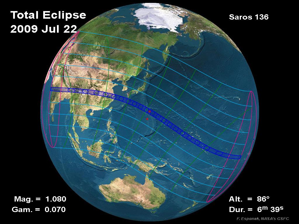 日食観望計画2009:2009年7月22...